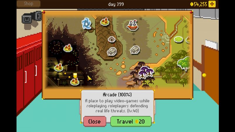 Knights Of Pen & Paper: +1 Edition (PC)  © Paradox 2013   6/6