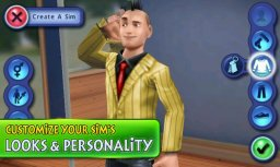 The Sims 3  © EA 2009  (AND)   1/3