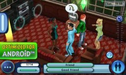 The Sims 3  © EA 2009  (AND)   2/3