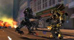 Transformers: Human Alliance (ARC)  © Sega 2014   2/3
