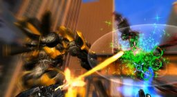 Transformers: Human Alliance (ARC)  © Sega 2014   3/3