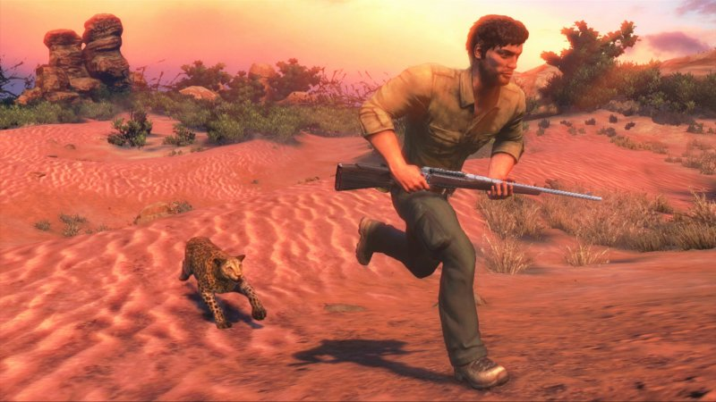 African Adventures (X360)  © Activision 2013   4/7