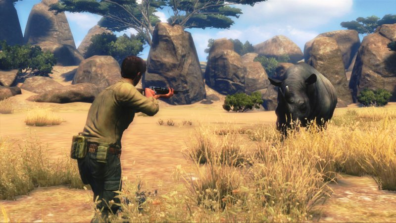 African Adventures (X360)  © Activision 2013   5/7