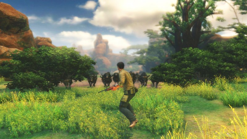 African Adventures (X360)  © Activision 2013   6/7