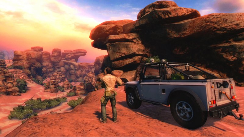 African Adventures (X360)  © Activision 2013   7/7