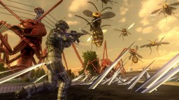 Earth Defense Force 2025 (X360)   © D3 2013    3/4