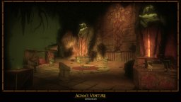 Adam's Venture: Chronicles (PS3)   © Playlogic 2014    2/3