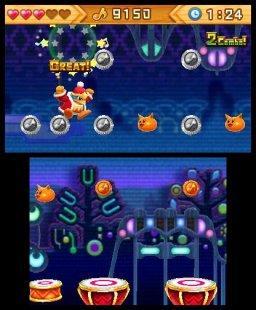 Kirby Triple Deluxe (3DS)  © Nintendo 2014   1/4