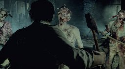 The Evil Within (PS3)  © Bethesda 2014   1/3