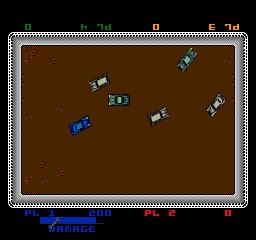 Demolition Derby (1984) (ARC)  © Midway 1984   2/3