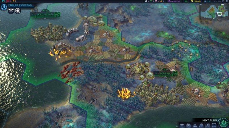 Civilization: Beyond Earth (PC)  © 2K Games 2014   4/4