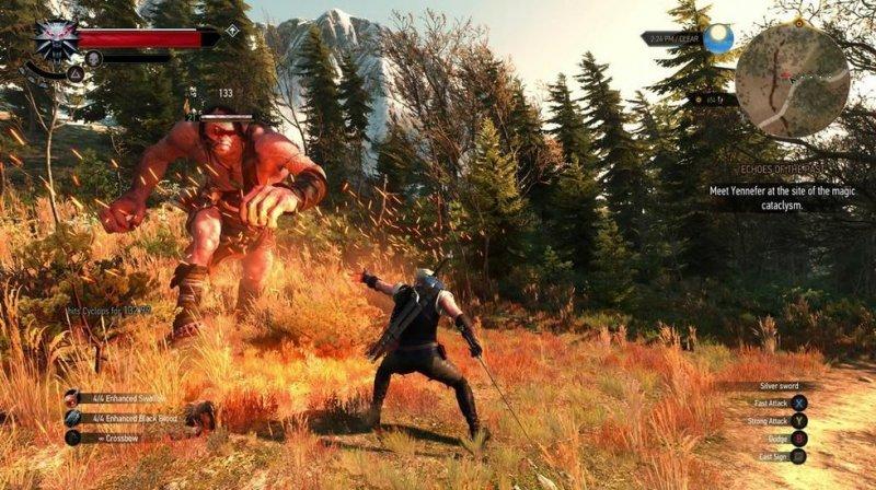 The Witcher 3: Wild Hunt (PS4)  © Warner Bros. 2015   5/6