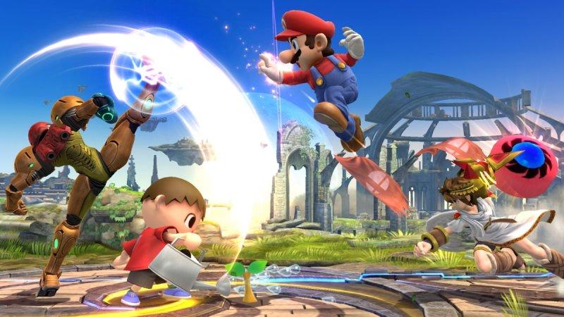 Super Smash Bros. For Wii U (WU)  © Nintendo 2014   6/6