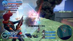 Gunslinger Stratos 2 (ARC)  © Square Enix 2014   2/4
