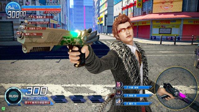 Gunslinger Stratos 2 (ARC)  © Square Enix 2014   4/4