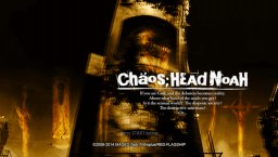 Chaos: Head Noah (PSV)  © 5pb 2014   1/3