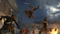 Assassin's Creed Rogue (PS3)  © Ubisoft 2014   1/4