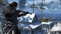 Assassin's Creed Rogue (PS3)  © Ubisoft 2014   2/4