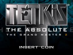 Tetris: The Absolute: The Grand Master 2 (ARC)  © Arika 2000   1/3