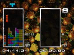 Tetris: The Absolute: The Grand Master 2 (ARC)  © Arika 2000   3/3