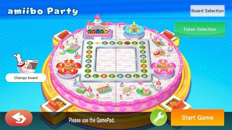 Mario Party 10 (WU)  © Nintendo 2015   4/9