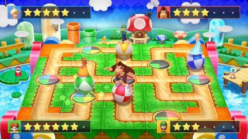 Mario Party 10 (WU)  © Nintendo 2015   6/9