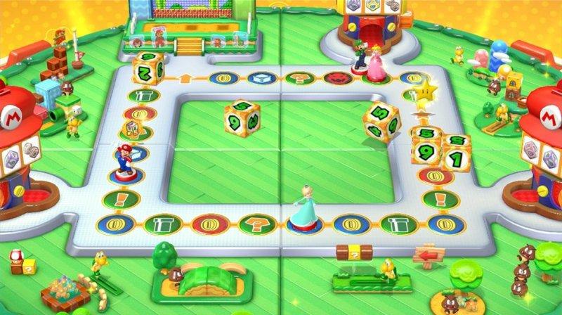 Mario Party 10 (WU)  © Nintendo 2015   8/9