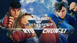 Street Fighter V (PS4)  © Capcom 2016   1/3