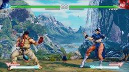 Street Fighter V (PS4)  © Capcom 2016   2/3