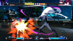 Under Night In-Birth Exe:Late (PS3)   © NIS America 2014    4/5