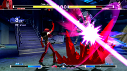 Under Night In-Birth Exe:Late (PS3)   © NIS America 2014    5/5