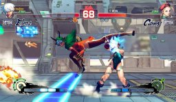 Ultra Street Fighter IV (PS4)  © Capcom 2015   2/3