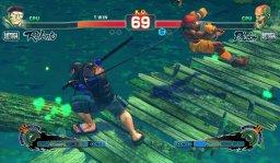 Ultra Street Fighter IV (PS4)  © Capcom 2015   3/3