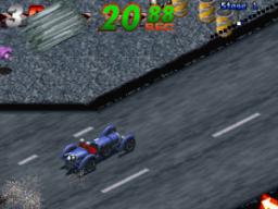 Great 1000 Miles Rally 2: Mille Miglia (ARC)  © Kaneko 1995   2/3
