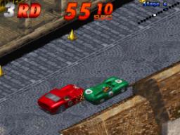 Great 1000 Miles Rally 2: Mille Miglia (ARC)  © Kaneko 1995   3/3