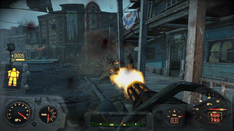 Fallout 4 (XBO)  © Bethesda 2015   5/7