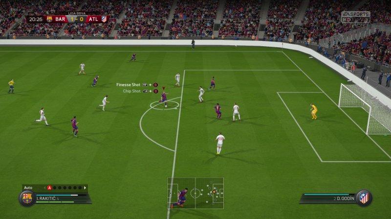 FIFA 16 (PS4)  © EA 2015   6/6