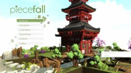 PieceFall (PS4)  © Steel Minions 2015   1/3