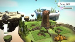 PieceFall (PS4)  © Steel Minions 2015   2/3