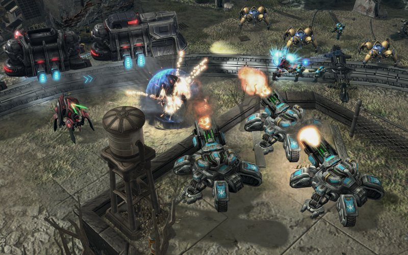 StarCraft II: Legacy Of The Void (PC)  © Activision Blizzard 2015   4/7