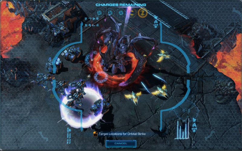 StarCraft II: Legacy Of The Void (PC)  © Activision Blizzard 2015   6/7