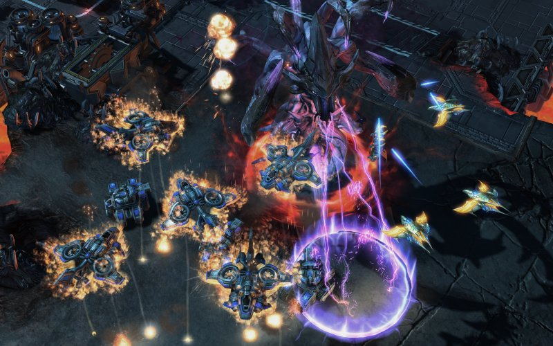 StarCraft II: Legacy Of The Void (PC)  © Activision Blizzard 2015   7/7