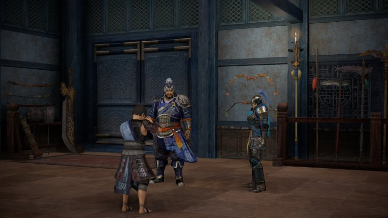 Dynasty Warriors 8: Empires (PS3)  © KOEI 2014   4/4