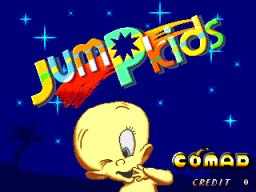 Jump Kids (ARC)  © Comad 1993   1/3