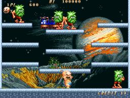 Jump Kids (ARC)  © Comad 1993   2/3