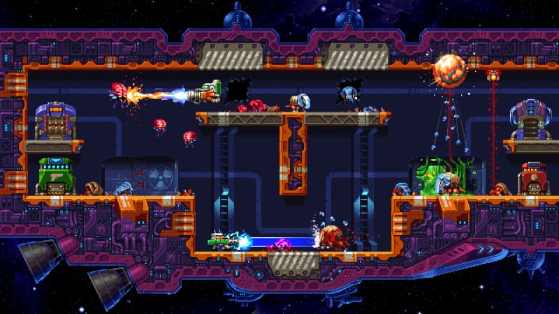 Super Mutant Alien Assault (PS4)   © Surprise Attack 2016    4/4