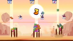 Tricky Towers (PS4)  © Soedesco 2017   1/3