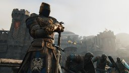 For Honor (PS4)   © Ubisoft 2017    1/4