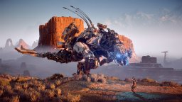 Horizon: Zero Dawn (PS4)   © Sony 2017    3/3