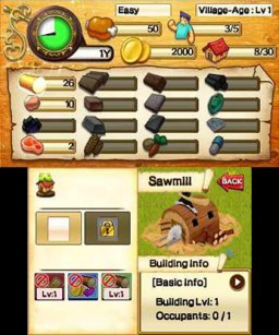 Frontier Days: Founding Pioneers (3DS)  © Circle Entertainment 2015   3/3
